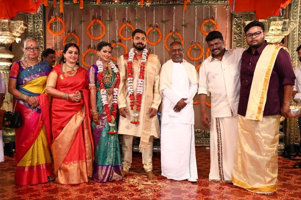 Actress Keerthana Marriage Photos