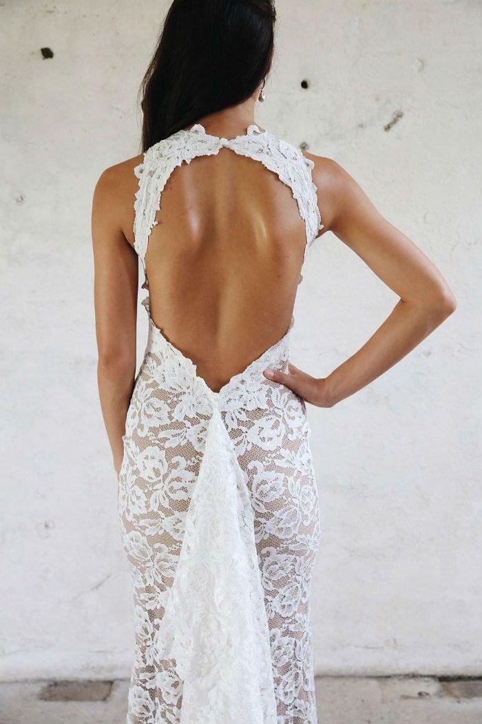 Naked Wedding Dress (10)