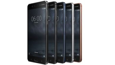 Photo of Nokia 6 Specifications
