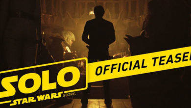 Photo of Solo: A Star Wars Story Official Teaser