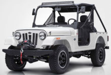 Photo of Mahindra Off-Road Vehicle Roxor Unveiled in US