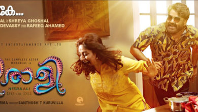 Photo of Malayalam Movie Nieraali First Video Song Released