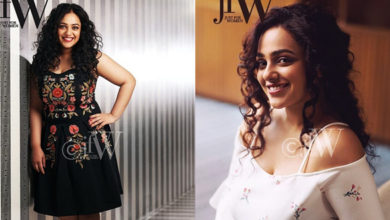 Nithya Menon JFW Photos