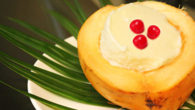 Photo of Tender Coconut Pudding