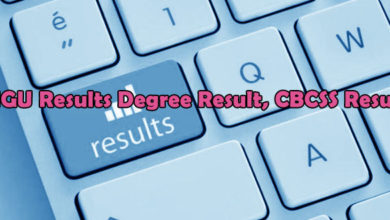 Photo of Mahatma Gandhi University CBCSS Exam Results Announced