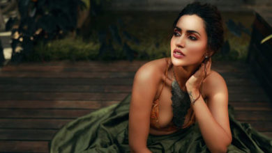 Akshara Gowda Glamorous Photoshoot