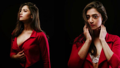 Mamta Mohandas Latest Glamour Photoshoot