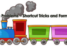 Photo of Train Problems – Shortcut Tricks and Formulas