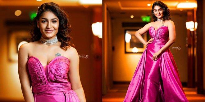 Saniya Iyappan Photos