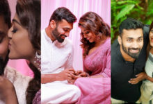 Photo of Malayalam Anchor Meera Anil Got Engaged