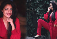 Photo of Malayalam Actress Nandhana Varma New Photoshoot