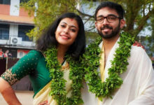 Photo of Actress Parvathy Nambiar tied the knot with Vineeth Menon