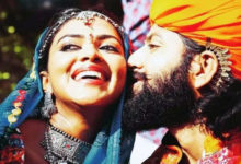 Photo of Amala Paul ties the knot with Singer Bhavninder Singh (Photos)