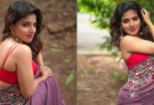 Photo of Actress Iswarya Menon Photos