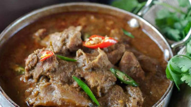 Kerala Style Beef Curry
