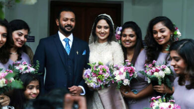 Photo of Actress Miya George Married to Ashwin