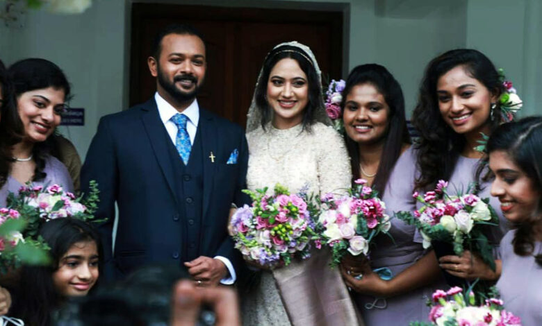 Miya George Married to Ashwin