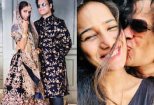 Photo of Poonam Pandey Gets Married To Sam Bombay