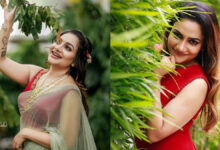 Photo of Actress and Singer Rimi Tomy Photos