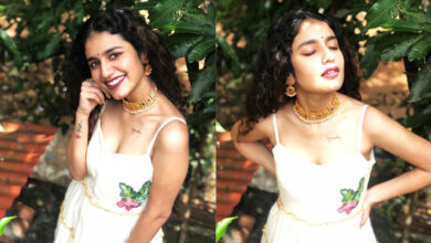Photo of Priya Varrier Stunning Photos