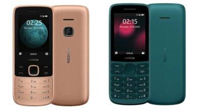Nokia 215 4G, Nokia 225 4G