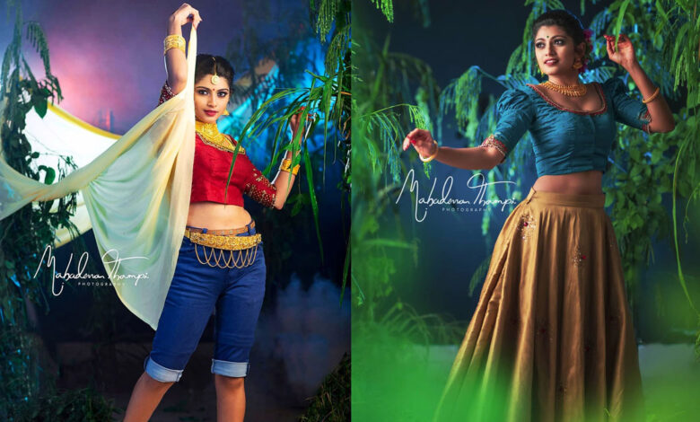 Sruthi Rajinikanth New Photoshoot