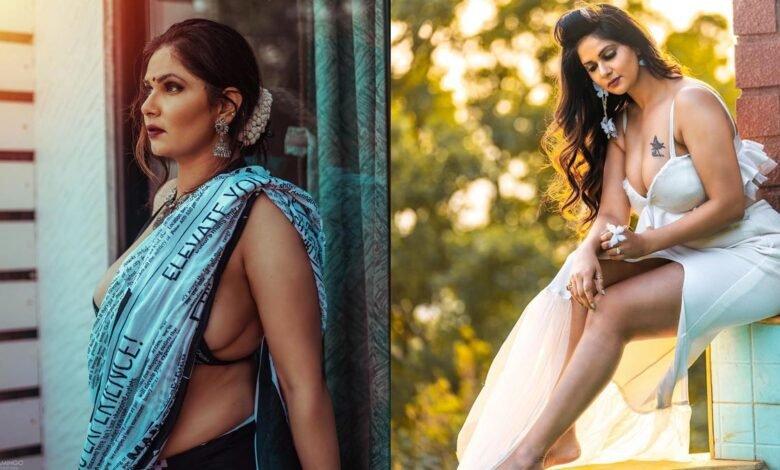 Aabha Paul New Photos