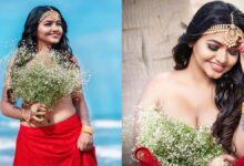 Shalu Shamu Valentine Day New Photoshoot