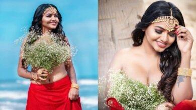 Shalu Shamu Valentine Day New Photoshoot